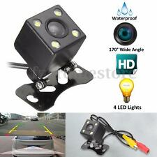 HD Car Reverse Camera/Rear View Parking LED Sensor Waterproof Wide Night Vision
