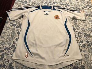 Adidas Spain Espana RFEF Soccer Goalkeeper Jersey Football Shirt XL