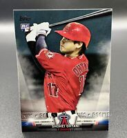Shohei Ohtani RC 2018 Topps Rookies Salute S-54 Los Angeles Angels MLB