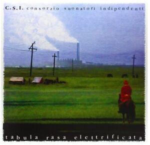 TABULA RASA ELETTRIFICATA - quello originale dal master tape - Vinile