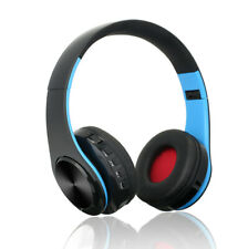 Bluetooth 5.0 Headphones Over-Ear Hi-Fi Stereo Super Bass For Game /Work /Music