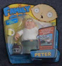 Family Guy Crazy Interactive World Peter Griffin Action Figure (read descript.)
