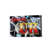 Maxell UR-90 Audio Cassette Tape