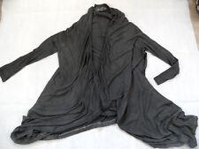 Rundholz dip estupendos larga centímetro-jersey chaqueta gris talla L top hmi618