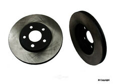 Disc Brake Rotor fits 2000-2001 Plymouth Neon  WD EXPRESS