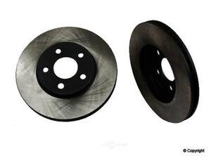 Disc Brake Rotor-Original Performance Front WD Express 405 14042 501