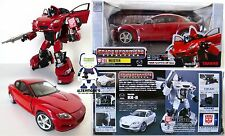 Takara Transformers Binaltech BT-08 Red Meister / Jazz Mazda RX8 Zoom Zoom MIB