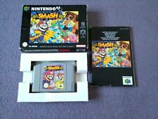 Nintendo 64 (Game) Super Smash Bros