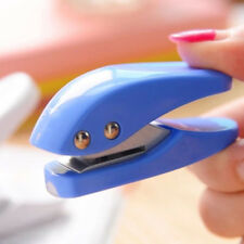 Portable Scrapbooking Card Paper Hand Punch Circle Hole Confetti DIY Craft Tool