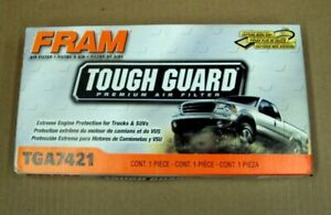 FRAM Tough Guard Premium Air Filter ~ TGA7421