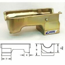 CANTON 15-670 Street/Strip Wet Sump Oil Pan For Ford 351 Windsor