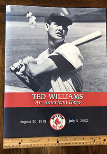 Ted Williams Boston Red Sox Assemblage Art Autographed Signed By Artist Ray Ward