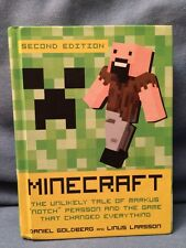Minecraft, Second Edition : The Unlikely Tale of Markus Notch Persson and the...
