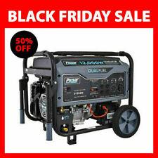✅🚀Pulsar 12000 Watt Portable Dual Fuel Propane/Gas Generator Electric Start✅🚀