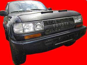 CAR HOOD BONNET BRA for Toyota LAND CRUISER J8 J80 1990-1998 NOSE FRONT END MASK