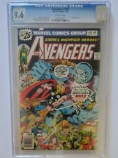 AVENGERS #149 (CGC 9.6) 1976 THOR VS ORKA, THE KILLER WHALE COVER & APPEARANCE