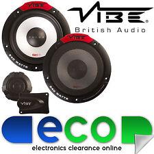 """VIBE Pulse 6C 480 Watt Un Paio 6.5"""" 17cm Auto Van Porta Kit di Componenti Altoparlanti"""