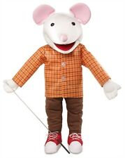 Silly Puppets Mouse w/ Sneakers 25 inch Full Body Puppet