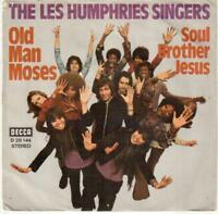 "<2561-35> 7"" Single: The Les Humphries Singers - Old Man Moses"