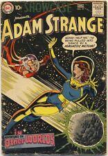SHOWCASE #19 1959 DC Comics ADAM STRANGE 3RD APPEARANCE