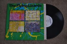 Flying Lizards Record lp original vinyl album