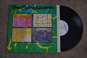 Flying Lizards Record lp original vinyl album