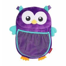 Fisher-Price Car Tidy (Woodland Owl) - Holds Toys & Travel Items