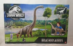 Brand New & Sealed Mattel GNC31-Jurassic World Brachiosaurus-Dinosaur Dino