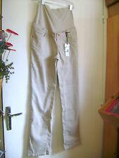 Pantalon de grossesse NOPPIES regular beige taille XL neuf + étiq.