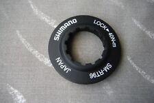 Shimano  SM-RT96/ Center lock Rotor Locking w/ Washer Black