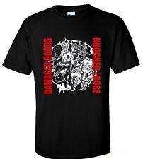 KNOCKED LOOSE Damaged Goods hardcore punk band Black T-shirt Tee S M L XL 2XL