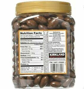 Kirkland Signature Milk Chocolate Covered Almonds 3 LB