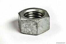 "1/2""-13 Hot Dipped Galvanized Finish Hex Nut Qty:100 pcs"