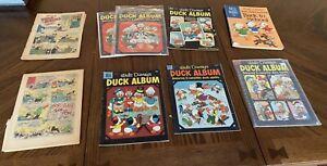 Walt Disney Duck Albums Comics & More