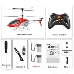 SYMA S39 copter Altitude Hold Function Aluminum Batteries Anti-Shock RC Toys