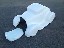 1932 Ford Coupe fiberglass body mailbox cover custom hot rod rat rod 1934 gasser