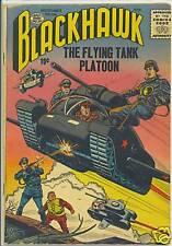 BLACKHAWK #106 © 1956 Quality Comics