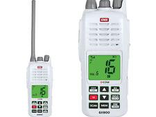 GX800 Handheld Marine VHF Radio