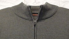 NWT MOCK-NECK SWEATER;2X-Big &Tall!;CASUAL(1/4)ZIP-$75-WOOLRICH;long arms/length