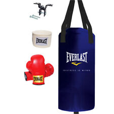Everlast Youth Starter 25lb Heavy Bag Kit Mixed Martial Arts, Boxing, Muay Thai