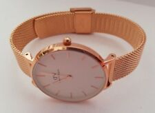OROLOGIO DANIEL WELLINGTON 00100163DW SILVER ROSE' GOLD PETITE WHITE 32 MM