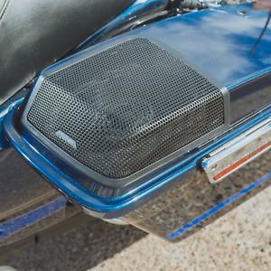 """Rockford Fosgate 6"""" x 9"""" Saddlebag Speaker Kit 98-13 Touring FLHX P/N: TMS69BL98"""