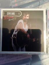 Steve Earle Live From Austin Texas Cd/dvd