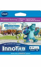 VTech InnoTab Software, Disney Pixar's Monsters University Standard Packaging