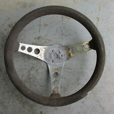 """RAT ROD GASSER SUPERIOR PERFORMANCE PRODUCTS """"THE 500"""" 12 INCH STEERING WHEEL"""