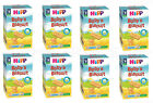 8 x HIPP Organic Baby Biscuits Snacks Cookies From 6 Months 150g 5.3oz