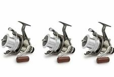 3 x wychwood exorciste big pit 65 carp Freespin fishing reel – pêche à la carpe moulinets