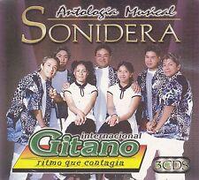 Internacional Gitano Ritmo Que Contagia Antologia Musical sonidera 3CD New Nuevo