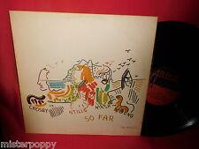 CROSBY STILLS NASH & YOUNG So far LP USA 1974 MINT-