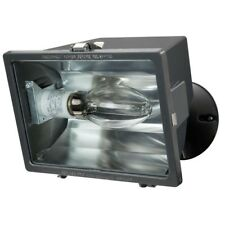 Lithonia Lighting Bronze Finish Outdoor Sodium Flood Light